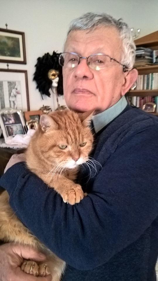 L'autore Felice Cipriani