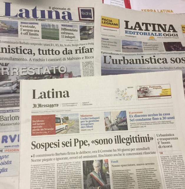 giornali 30