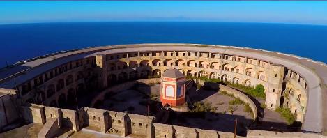 Il carcere borbonico di Santo Sefano