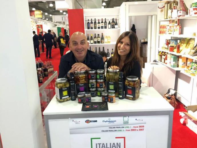 Viviana Agnoni e Nazareno Guidi