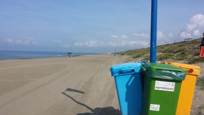 spiaggia perfetta