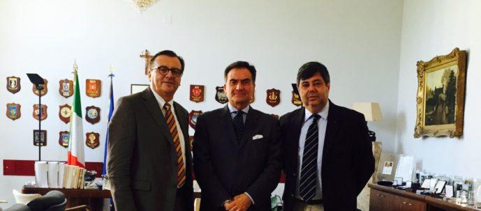 Prefetto Faloni ha incontrato i vertici della Confartigianato