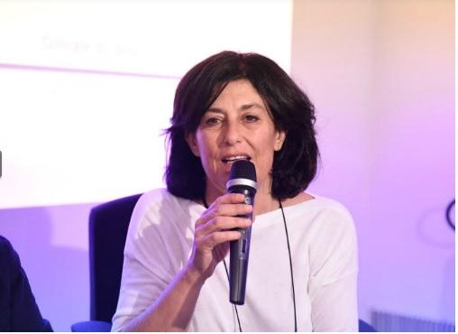 L'assessore alla cultura Antonella Di Muro e il presidente della Commissione Fabio D'Achille