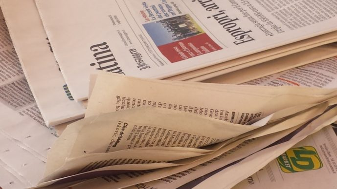 giornali generica