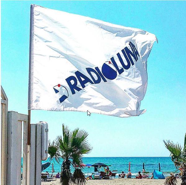 radioluna bandiera