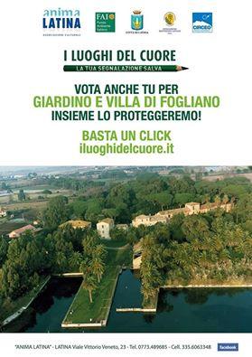 vota Villa Fogliano
