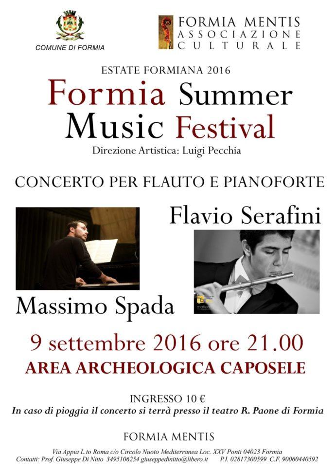 locandina concerto 9 settembre