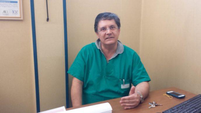 Il senologo Fabio Ricci