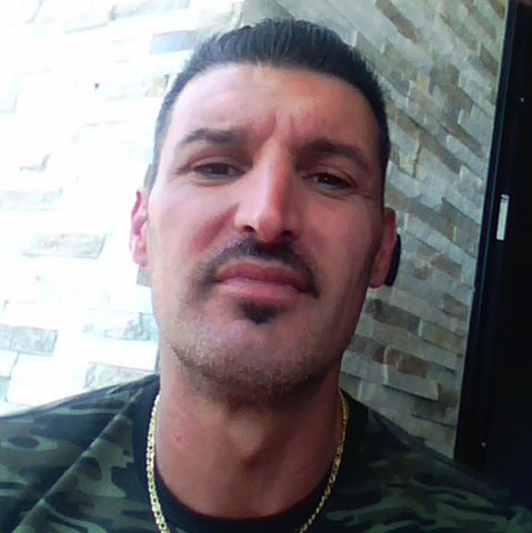Guerrino Frattarelli nella foto del profilo Fb