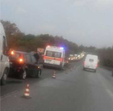 incidente pontina