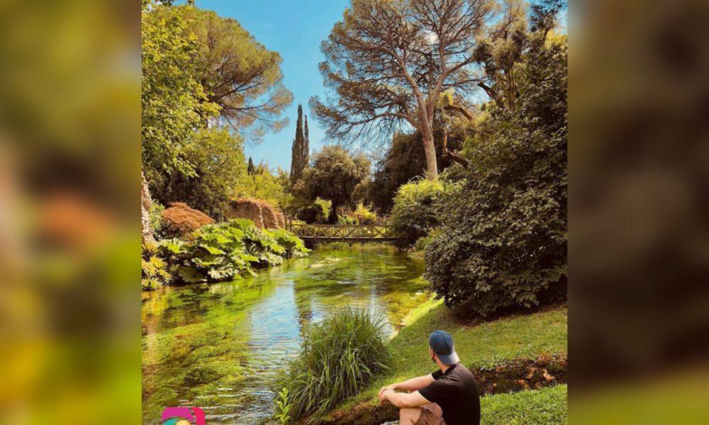 Visita speciale al giardino di ninfa luna notizie for Giardino di ninfa orari