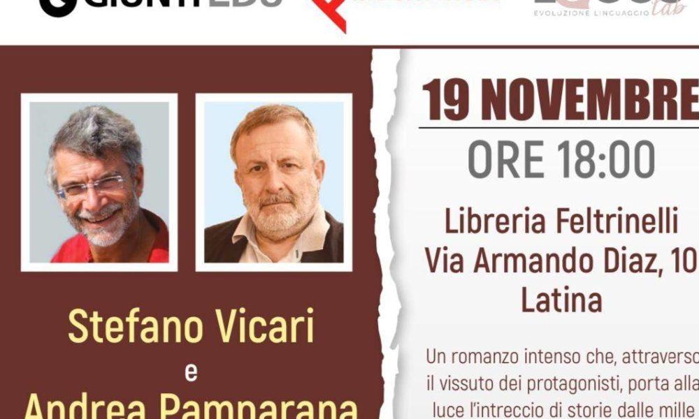 Il Filo teso, presentazione a Latina | Luna Notizie - Notizie di Latina - Lunanotizie