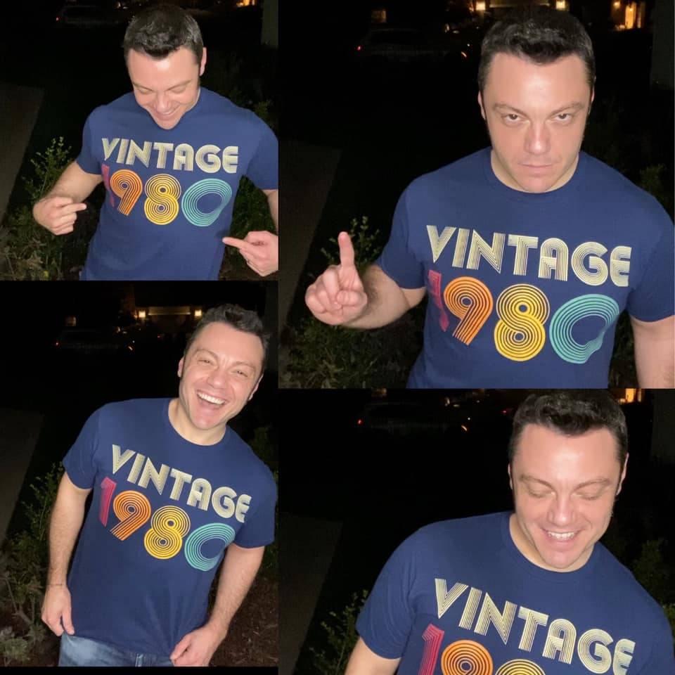 Tiziano Ferro festeggia 40 anni: