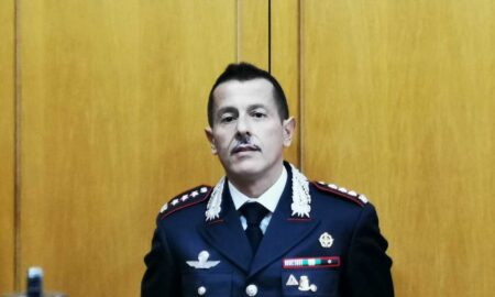 D'Aloia comandante provinciale dei carabinieri